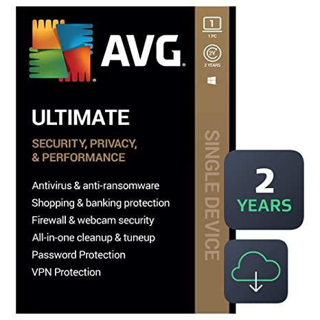 Avg Ultimate 2020 Review.Amazon Com Avg Ultimate 2020 1 Pc 2 Years Download