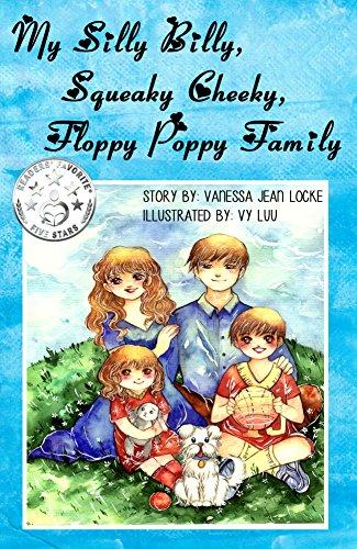 My Silly Billy Squeaky Cheeky Floppy Poppy Family By Vanessa-8197