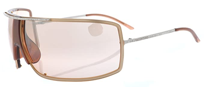 Valentino - Gafas de sol - para mujer Marrón Farbe Gläser ...