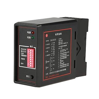 Detector de bucle de vehículo PD132, detector inductivo de un solo ...
