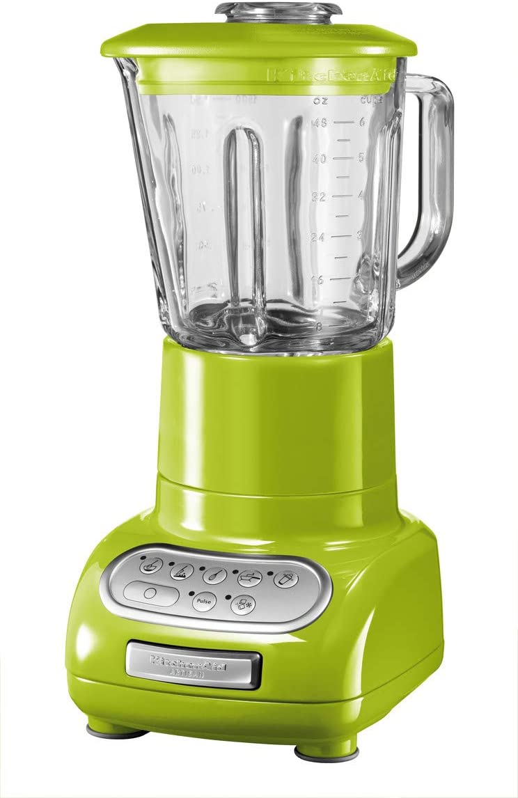 KitchenAid 5KSB555EGA - Batidora de vaso, color verde manzana ...
