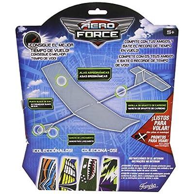 Aero Force - Avión Planeador (Famosa 700011414): Juguetes y juegos