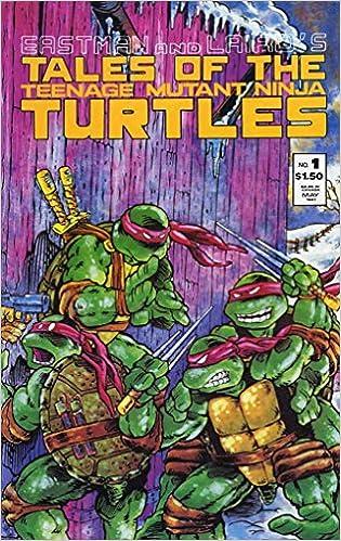 Tales of the Teenage Mutant Ninja Turtles #1: Amazon.com: Books