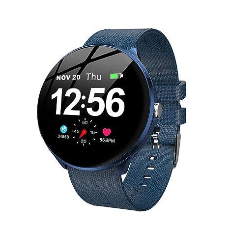 Nrkin LEMFO V12 Smart Watch 1.3 pulgadas Full Touch Presión ...