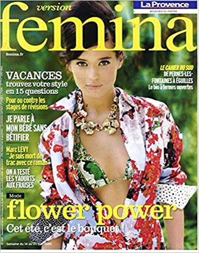 Ebook à télécharger pour mobile VERSION FEMINA N°428  MODE FLOWER ... a98f03fe7e15