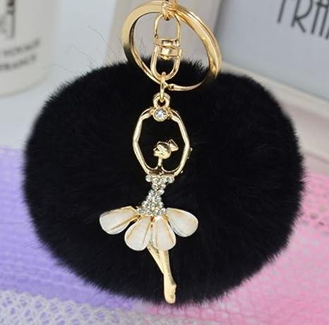 Amazon com : 1 Pc Mini Pocket Cony Hair Dancing Angel