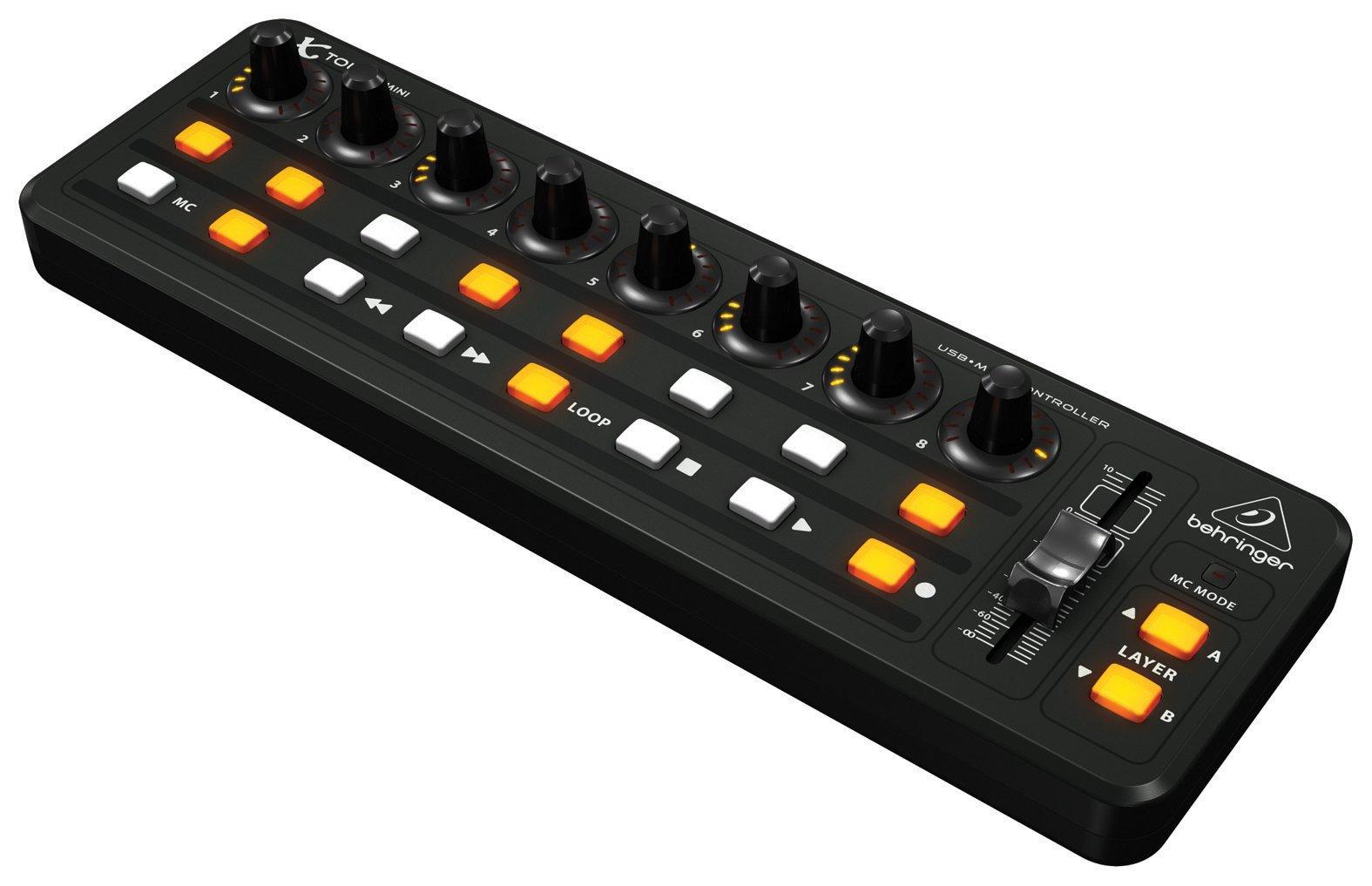 BEHRINGER USB Controller, Black (XTOUCHMINI)