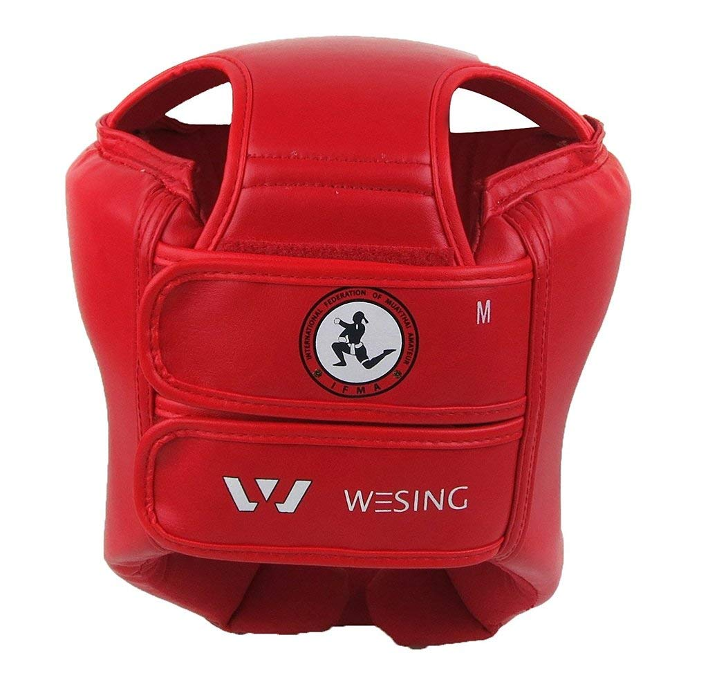 Wesing Muay Thai Headguard Muay Thai Head Guards IFMA Approved