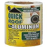 """Cofair Products QR625 6"""" X 25' Aluminium Quick Roof Tape"""