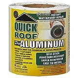 Cofair QR625 Quick Roof Pro Aluminum 6'' x 25'
