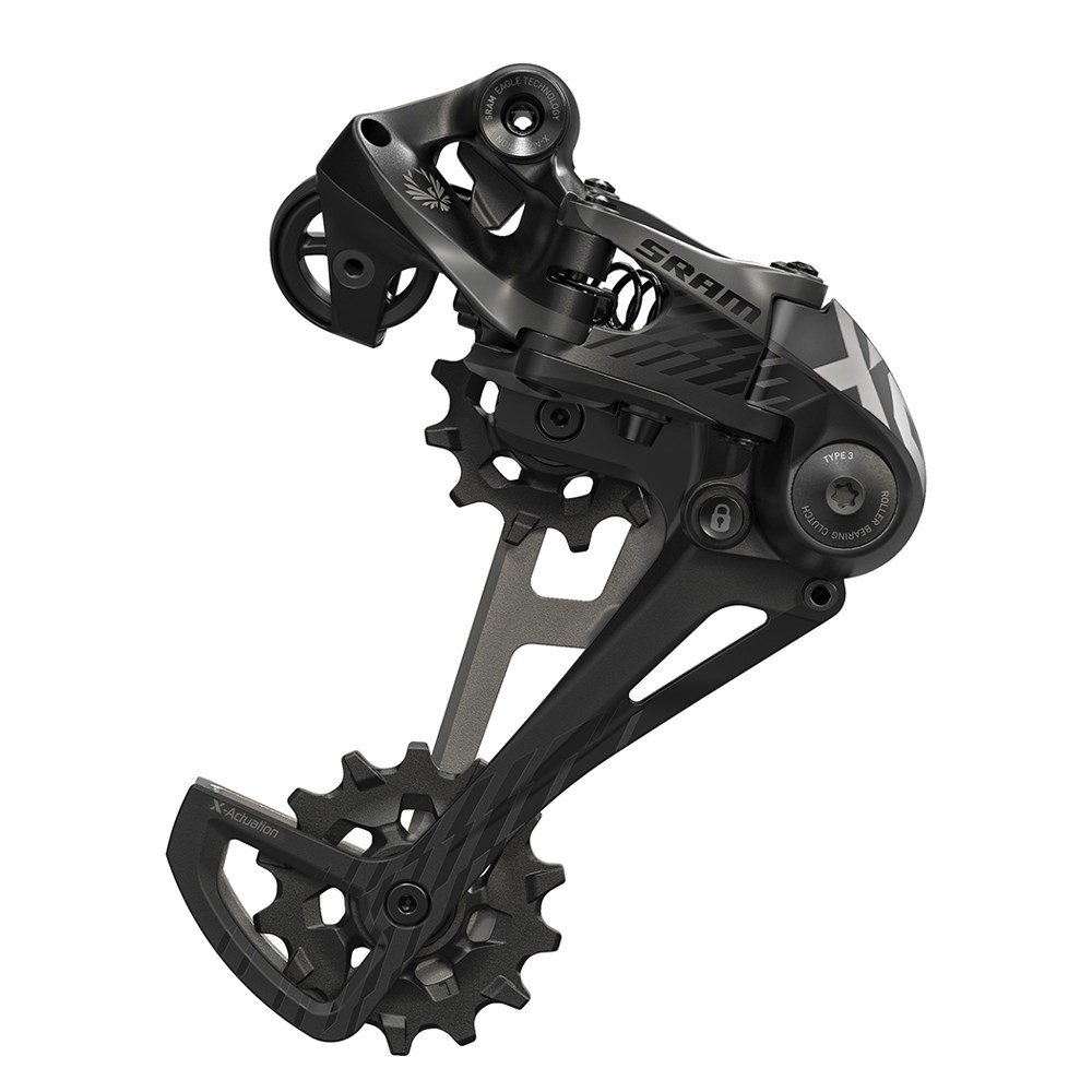 SRAM Eagle X01 12-speed MTB Rear Derailleur Type 3.0 Black