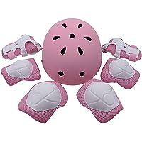 Protección Infantil, 7 en 1 con Casco Almohadillas