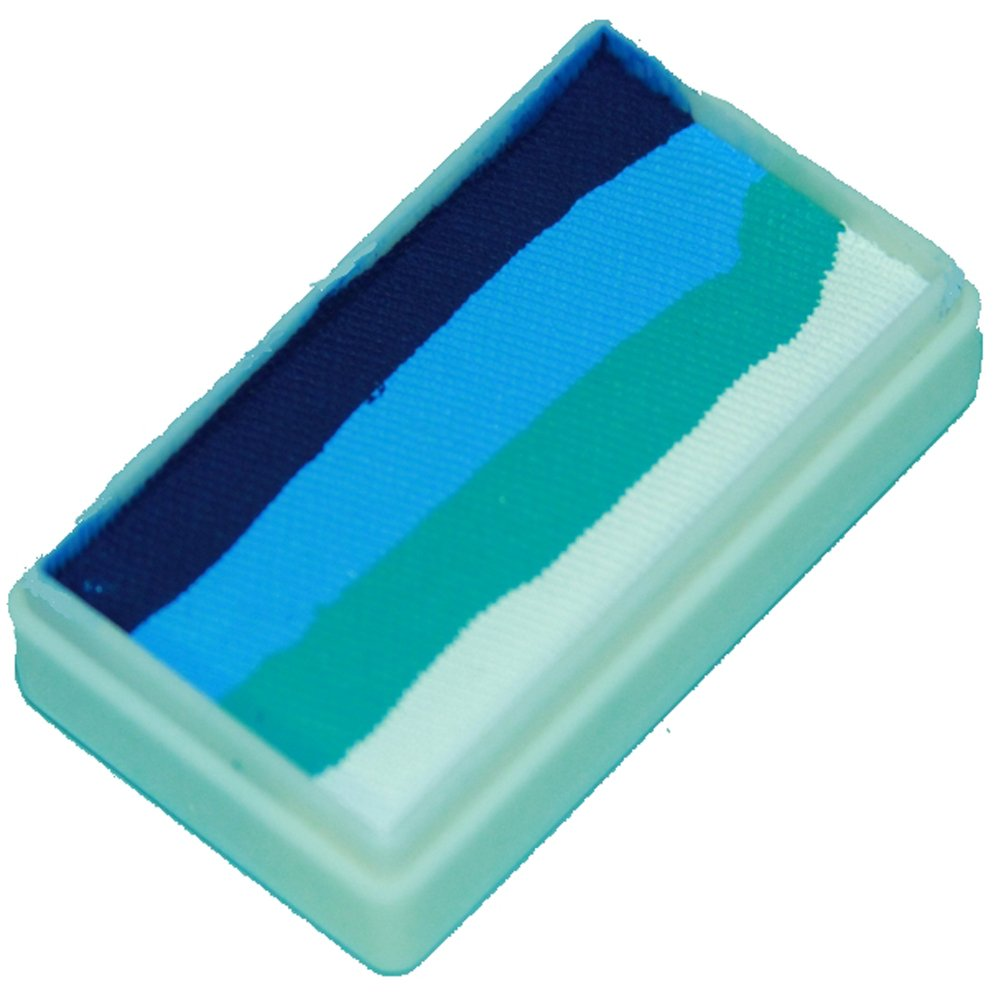 TAG Face Paint1-Stroke Split Cake - Ocean (30 gm)