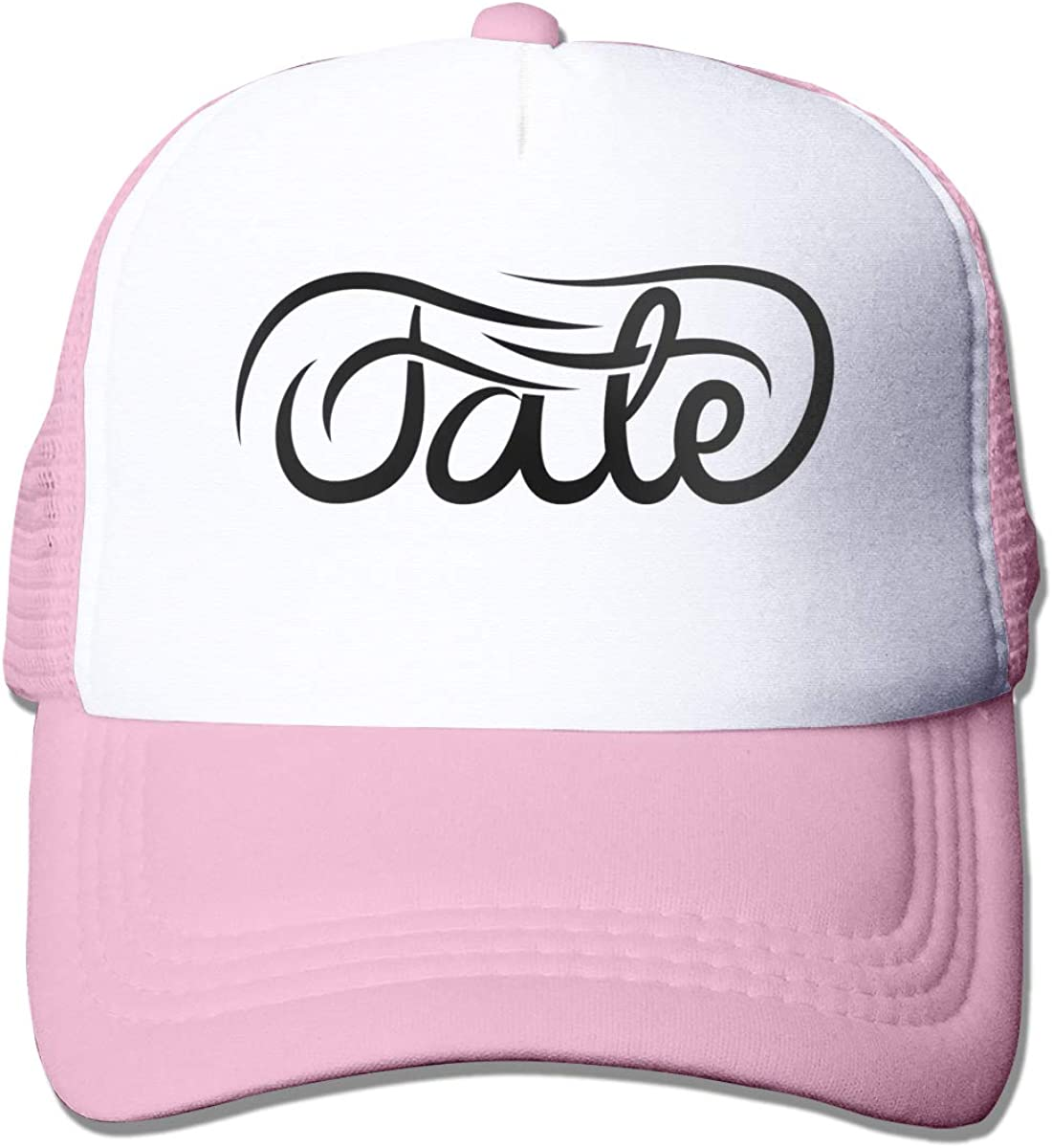 Zhiwei Station Everybody is A Genius,Fate Black Unisex 3D Printed Trucker Hat