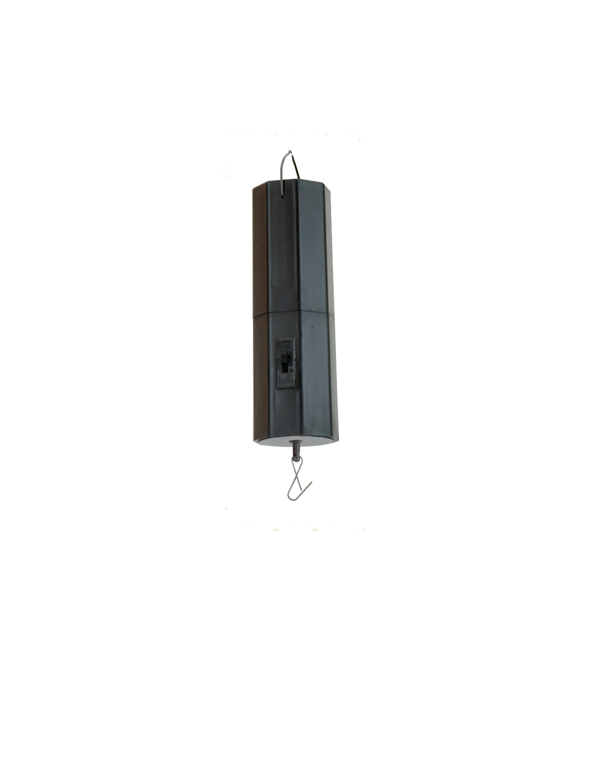 Red Carpet Studios Black Rotating Motor for Hanging Décor, Wind Chimes and More