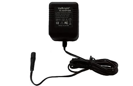 UpBright 2-Pin 12V AC Adapter For NFK-12 NFK12 AZSID579 AZSID4077 Ikea  APC542201 Work Lamp APC542201MR11 MR11 Finecom 66881F CHD 73Z5 E108373  Yongda