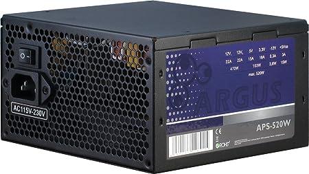 Inter Tech 88882117 Netzteil Computer Zubehör