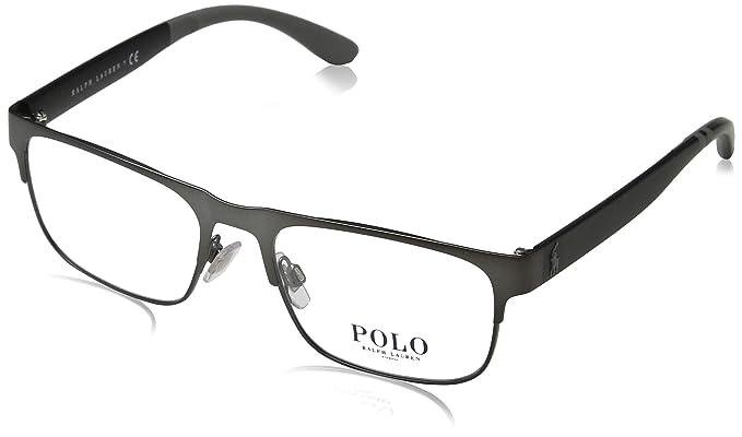 Ralph Lauren POLO 0PH1178 Monturas de gafas, Semi Shiny Dark ...