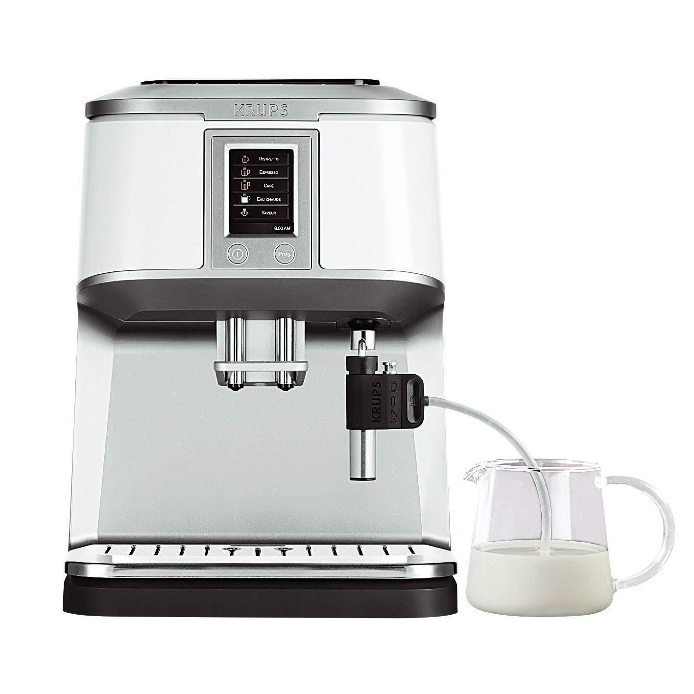 Krups EA 8421 Máquina espresso - Cafetera (Máquina espresso ...