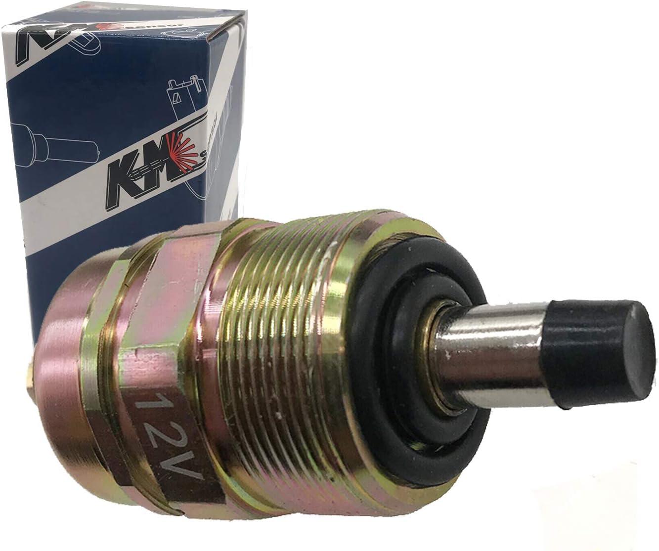 0330001016 24V VE Fuel Injection Pump 0330001047 Rotary Diesel Shut Off Solenoid Valve