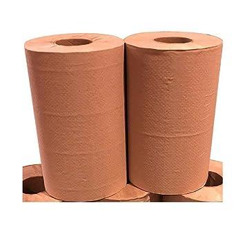 Toallas de papel de heridas duras 350, 19,05 cm de ancho x 2