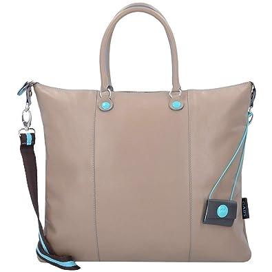 83d2aa37049a5 Gabs G3 Handtasche Leder 43 cm  Amazon.de  Schuhe   Handtaschen