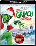 Dr. Seuss' How The Grinch Stole Christmas [Blu-ray] Image