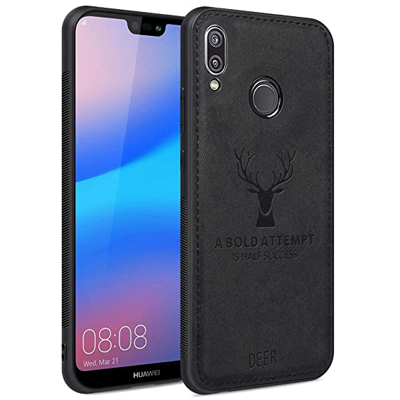 info for 97002 02b29 Huawei P20 Lite Waterproof Case Shockproof Snow-Proof Dirt-Proof Full Body  Phone Protector Cover for Huawei P20 Lite with 3D Imprinted Deer Huawei P20  ...