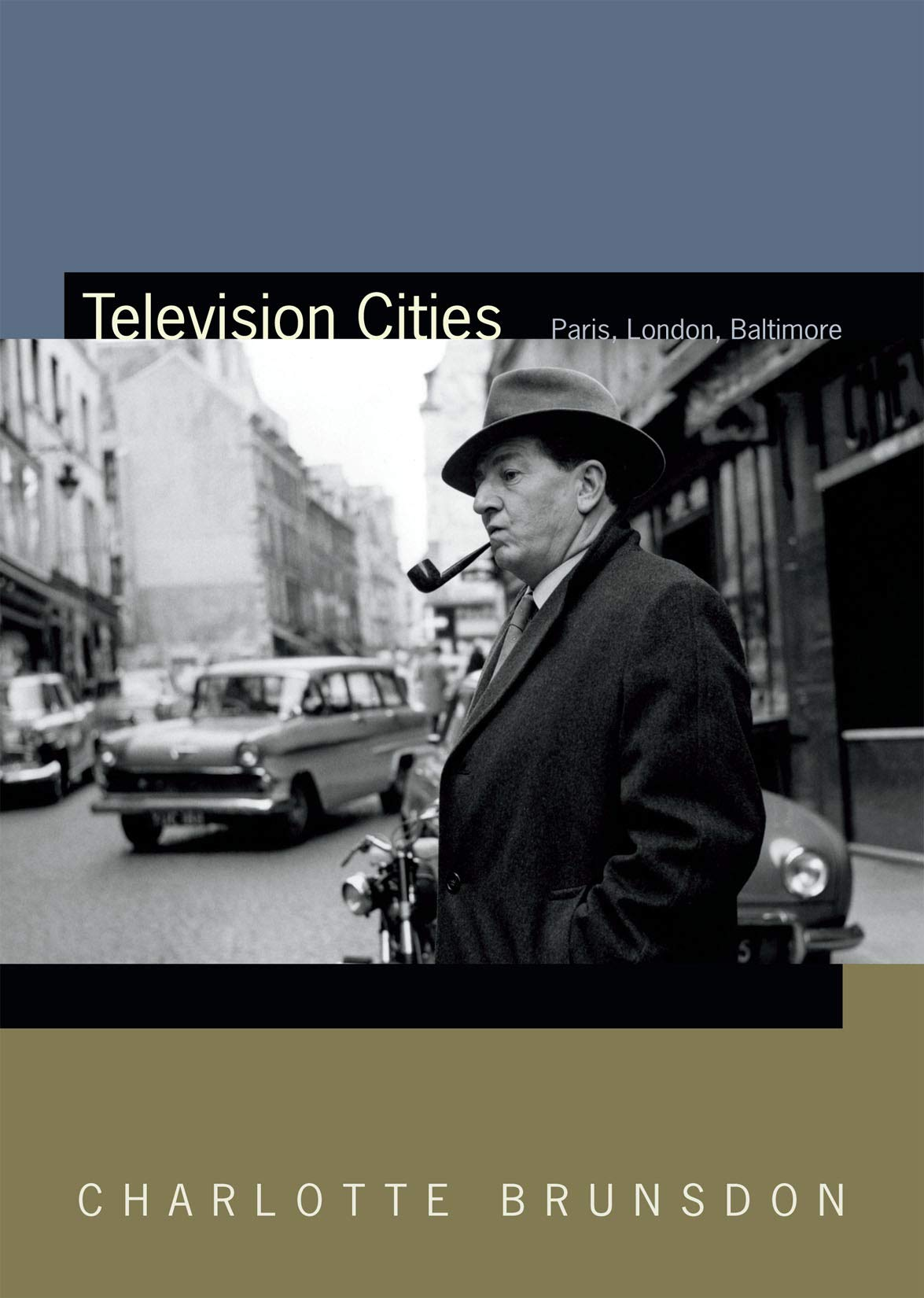 Television Cities: Paris, London, Baltimore (Spin Offs): Amazon.co.uk:  Charlotte Brunsdon: 9780822368946: Books