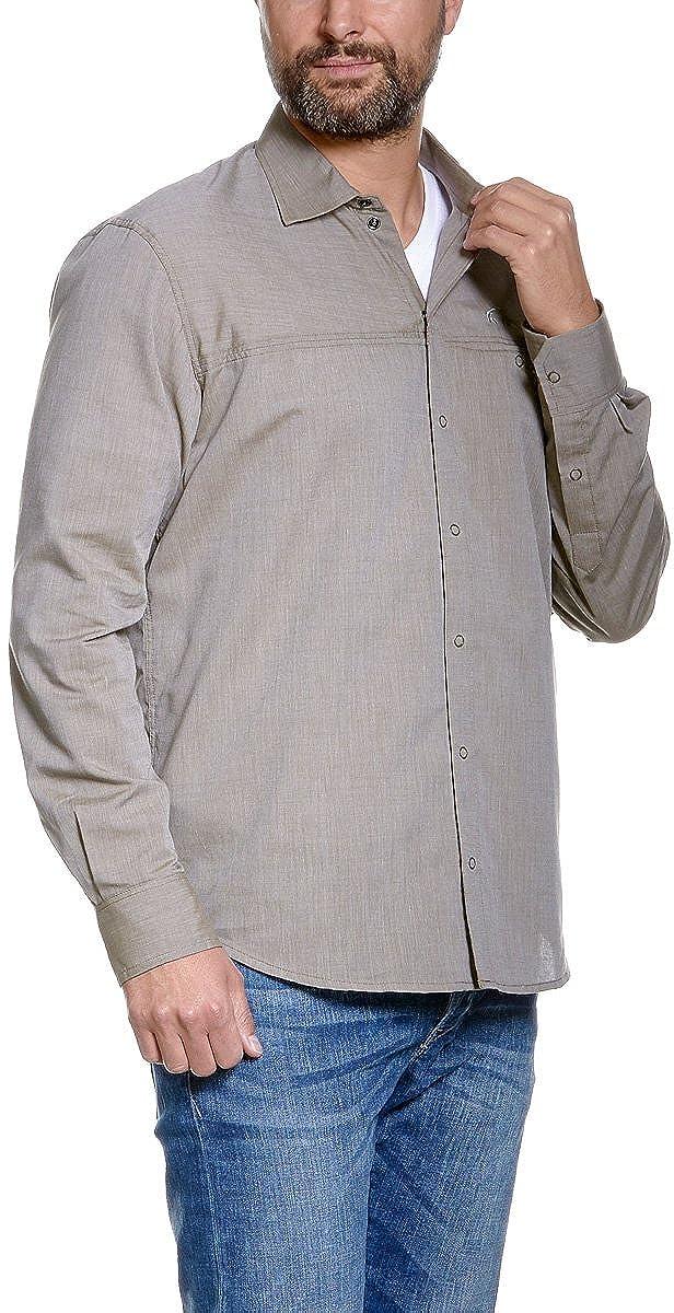 Tatonka EldROT  Herren LS-Shirt