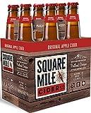 Square mile Original Hard Apple Cider, 6 pk, 12 oz