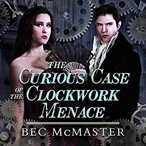The Curious Case of the Clockwork Menace Audiobook