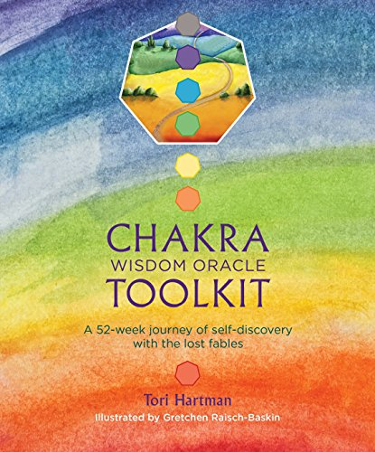 Chakra Wisdom Oracle Toolkit: A 52-Week Journey of Self-Discovery with the Lost Fables Paperback – Illustrated, September 23, 2014
