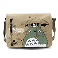 Maggift Anime Cute My Neighbor Totoro Shoulder Messenger Hand shoulders Cosplay Bag