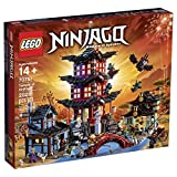 LEGO Ninjago Temple of Airjitzu Building Kit (2028 Piece)