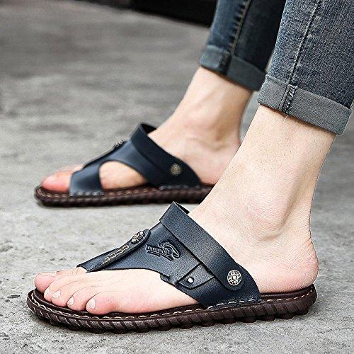 @Sandals Sommer Flip Flops, Sandaletten, Koreanische Version, New New New Style, Rutschfeste Freizeit Outdoor Beach 301471