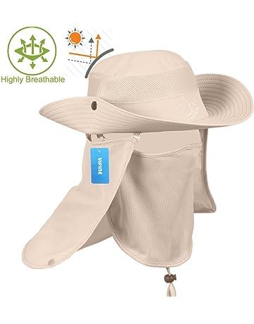 c652a481 VIFINE Sun Cap Fishing Hat for Men Women, Sun Hat Wide Brim, Sun Protection