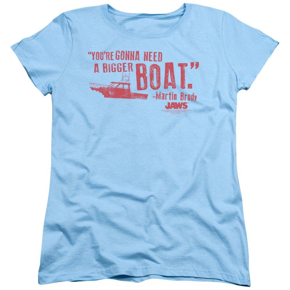 Jaws Bigger Boat T Shirt 3274