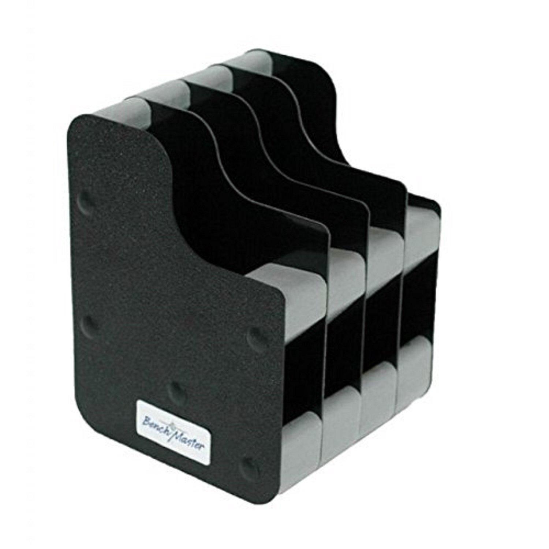 BenchMaster - Weapon Rack - Conceal Carry 4 Pistol Rack - Gun Safe - 4 Gun - Vertical-Pistol Storage