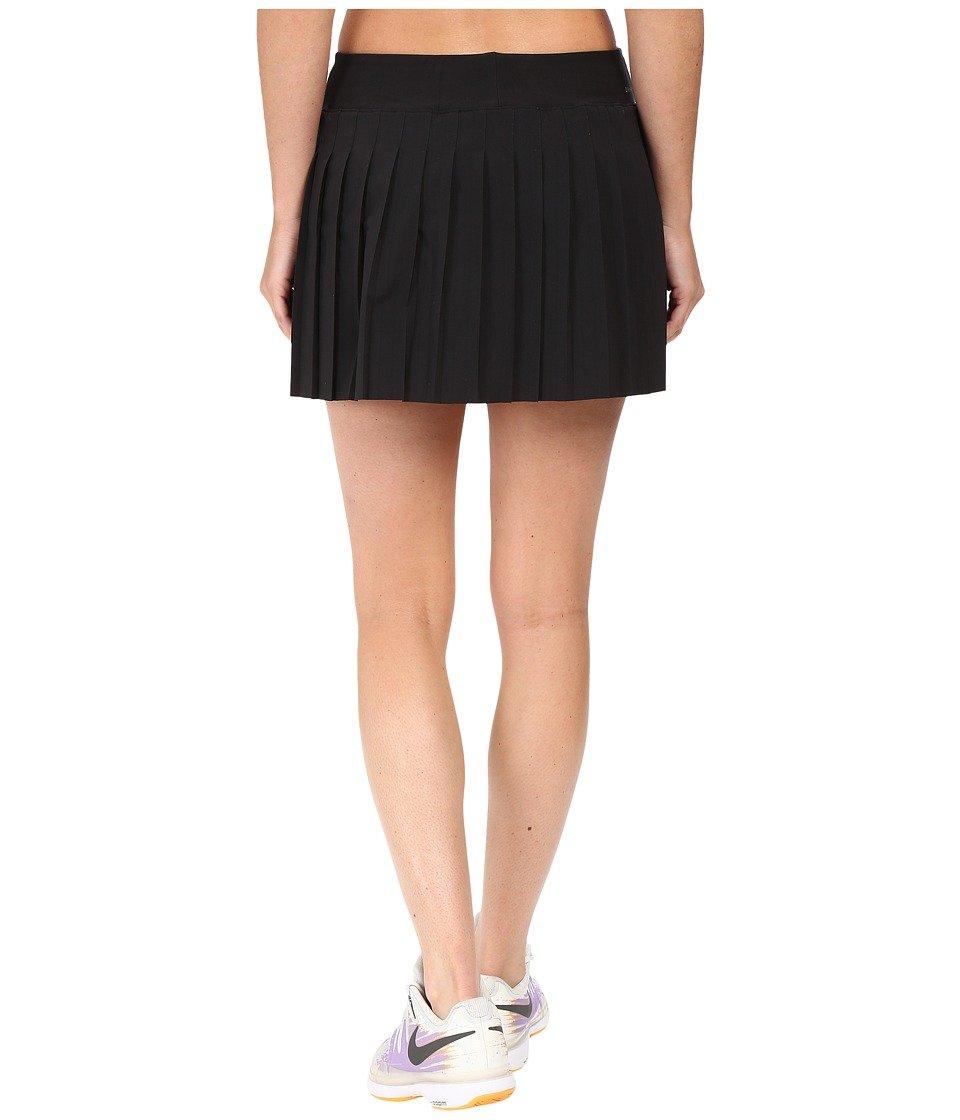 58fc8276ef Amazon.com : Nike Womens Victory Tennis Skirt Size Medium : Sports &  Outdoors