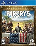 Far Cry 5 Gold Edition (Inclut Steelbook + Extra Content + abonnement abonnement) - Trilingue - PlayStation 4
