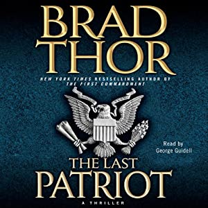 The Last Patriot Audiobook
