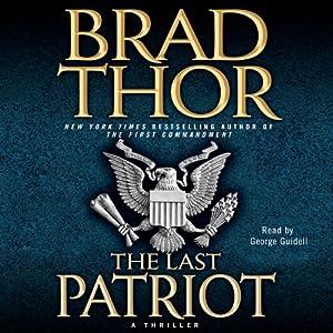 The Last Patriot Hörbuch