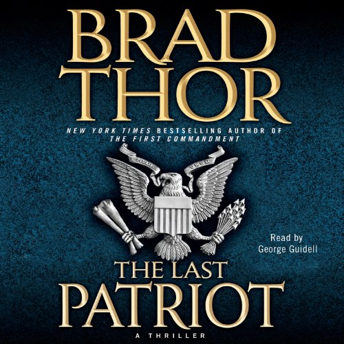 The Last Patriot cover