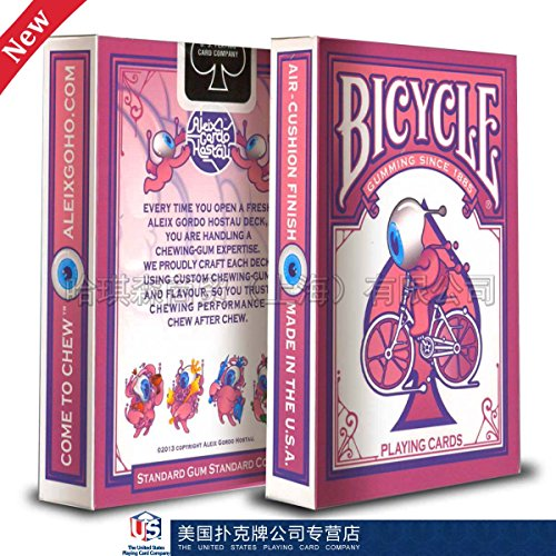 Bicycle Street Art Playing Cards Single Deck
