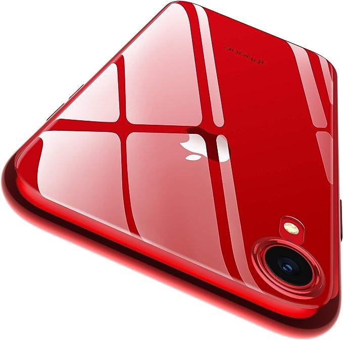 RANVOO Bumper iPhone XR Custodia iPhone XR AntiGraffio Telaio in