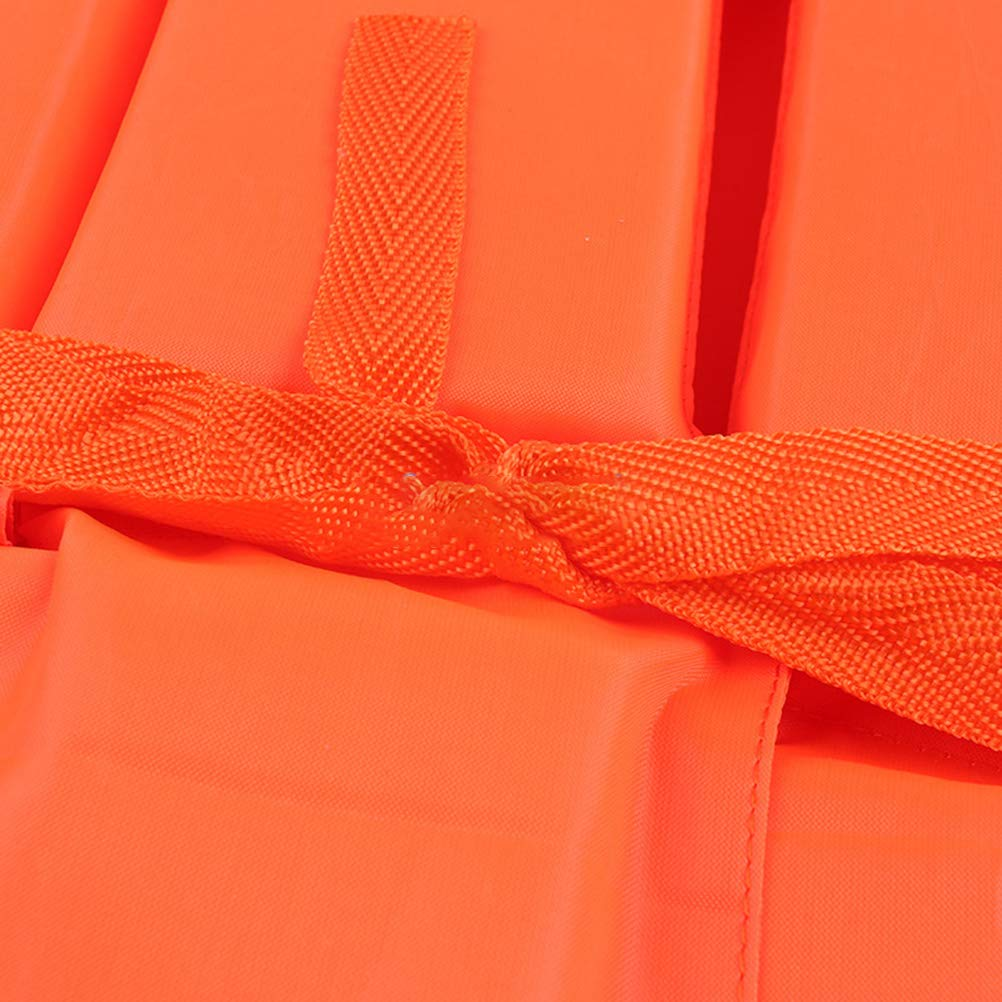 Phayee Chaleco Salvavidas Ayuda de flotabilidad Ideal Chaleco Salvavidas Chalecos de Seguridad con Pipa para el Deporte acu/ático Que Hace Surf