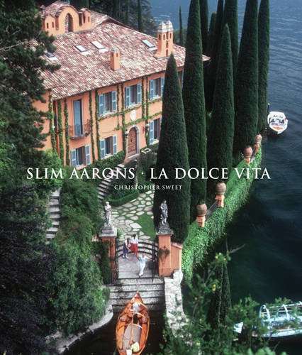 This lavish fourth volume in Abrams' Slim Aarons collection revels in this photographer's decades-long love affair with Italy. From breathtaking aerials of the Sicilian countryside to intimate portraits of celebrities and high society taken in mag...