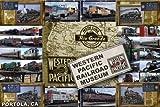 Western Pacific Railroad Museum at Portola, CA