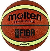 Molten Basketball BGM7, ORANGE/CREME, 7